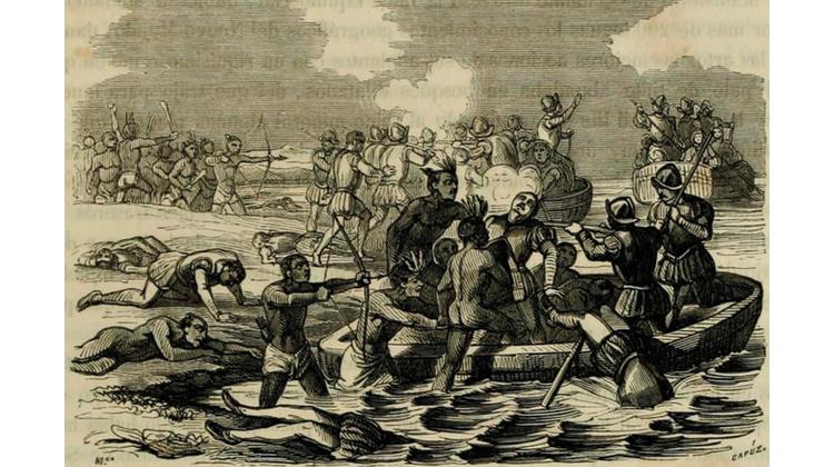 La expedición de Hernández de Córdoba (1517) 4
