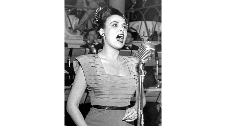 "Lena Horne canta ""The Man I Love"""